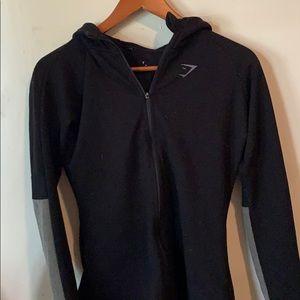 Gymshark black jacket